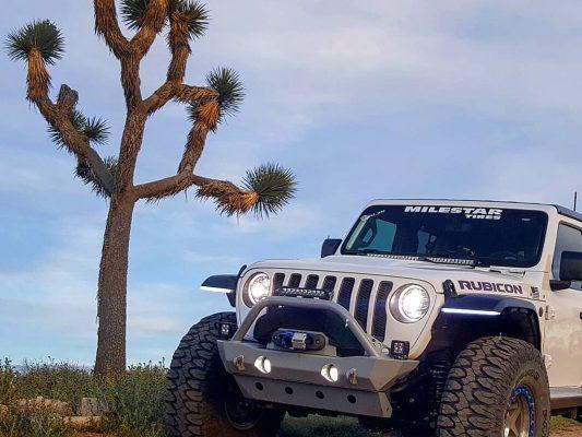 Jeep Jl Jt High Line Fender Brace With Daytime Running Lights American Adventure Lab