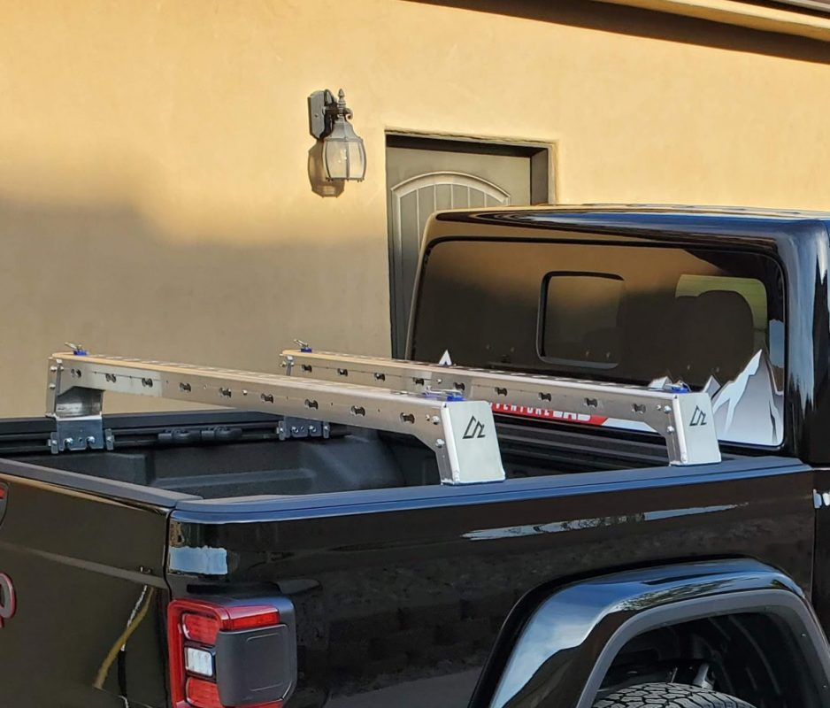 Jeep Gladiator M A S S Bed Rack Low Height American