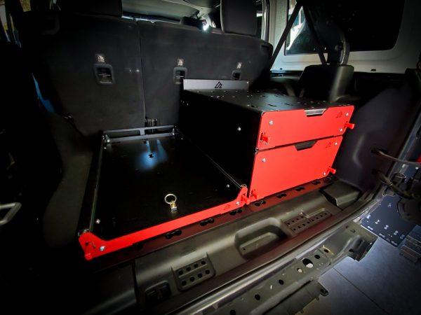 Jeep JL Storage System