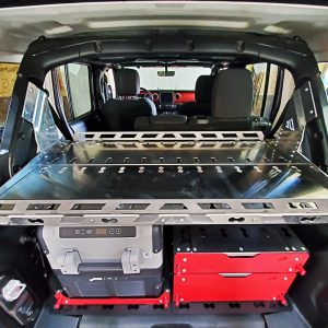 Jeep JL Rear Cargo Shelf