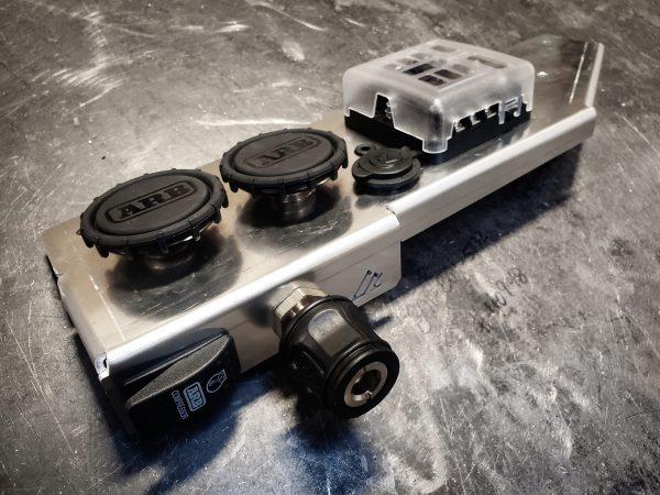 Jeep JL ARB Compressor Remote Kit