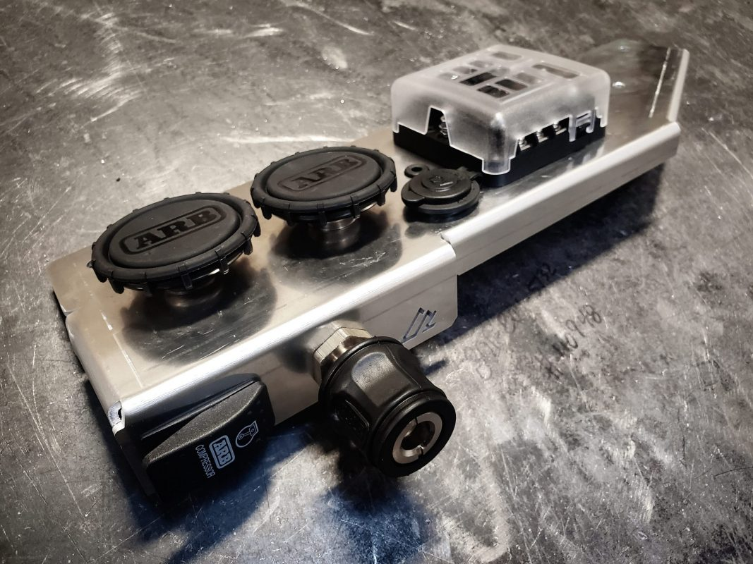 Jeep JL ARB Compressor Remote Kit