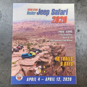 Easter Jeep Safari 2020 Event Program