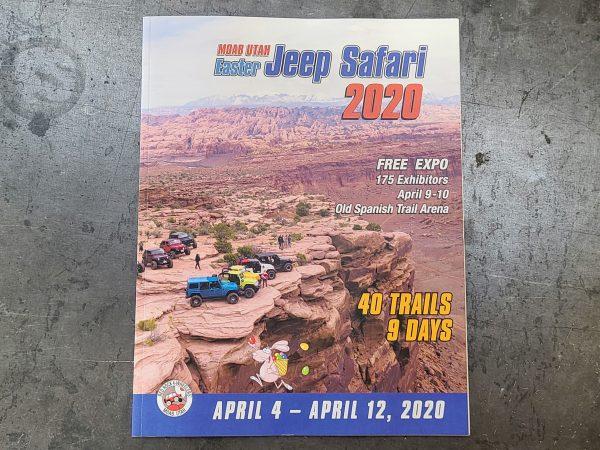 Easter Jeep Safari 2020 Event Program