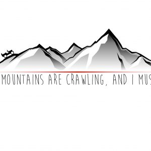 The Mountains Are Crawling T-Shirt