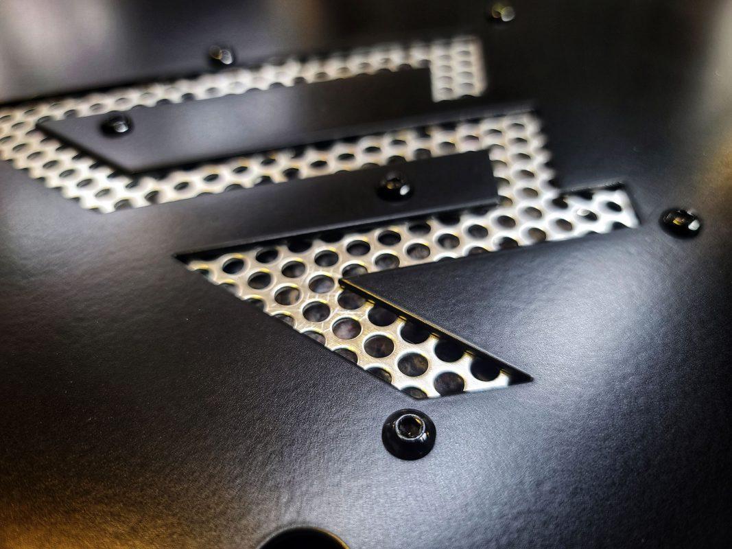 Jeep JL Inner Fenders - Anodized Aluminum Hardware
