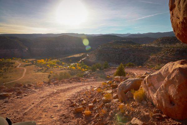 Rim Rocker Trail