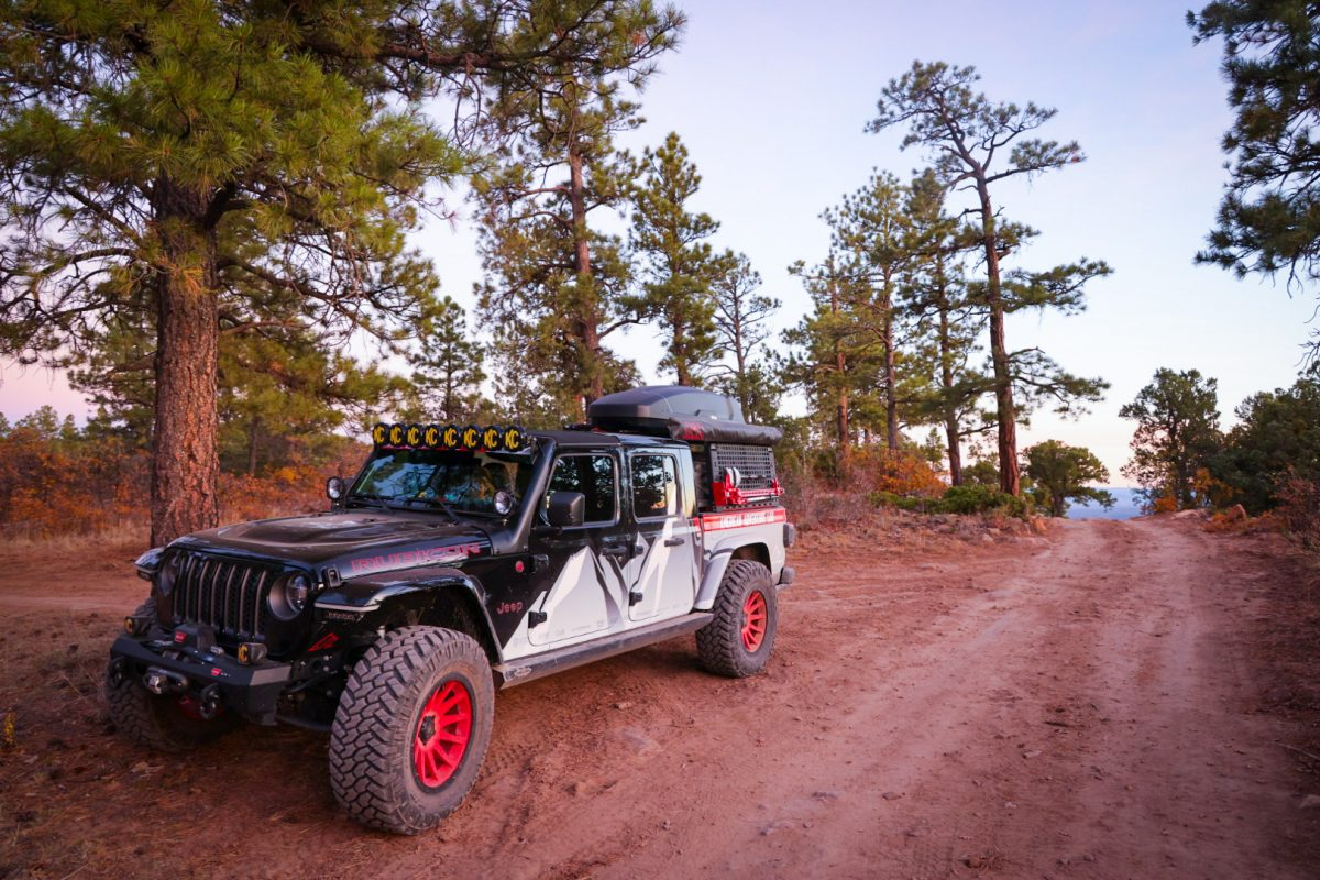 Rim Rocker Trail
