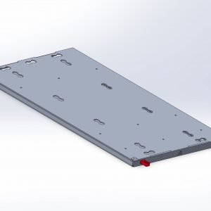 Flat Refrigerator Slide