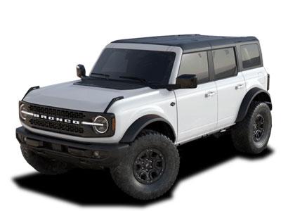 Ford Bronco 6th Gen Overlanding Parts
